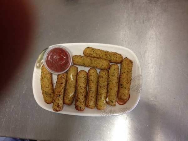 MOZZERELLA STICKS